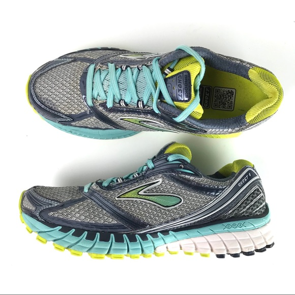 1a70f281124 ... Color Mdngt UV  Brooks Ghost 6 Womens Running Shoes ...